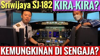 ANY ON PURPOSE POSIBILITY?? SRIWIJAYA SJ-182!! A PASSENGER WITH DIFFERENT ID CARD!! ft Fitra Eri