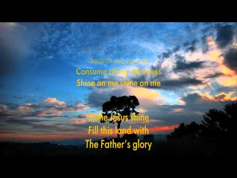 Shine Jesus Shine  - Karaoke with lyrics