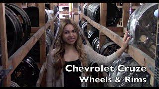 Factory Original Chevrolet Cruze Wheels Chevrolet Cruze Rims Originalwheels Com