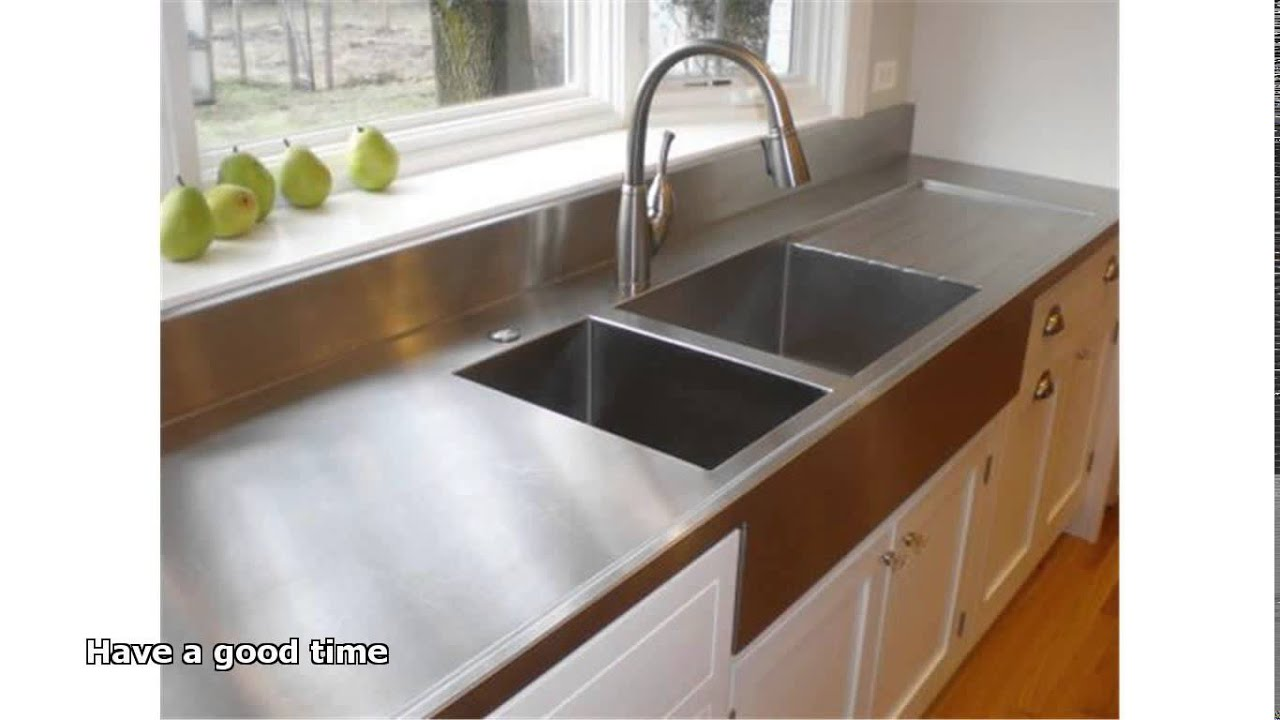 Stainless Steel Countertops Cost