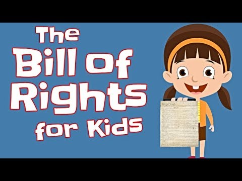The Bill Of Rights For Kids