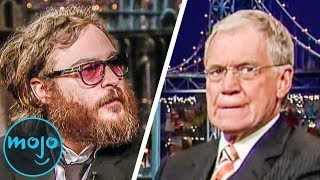 Top 10 Worst Late Night Talk Show Guests
