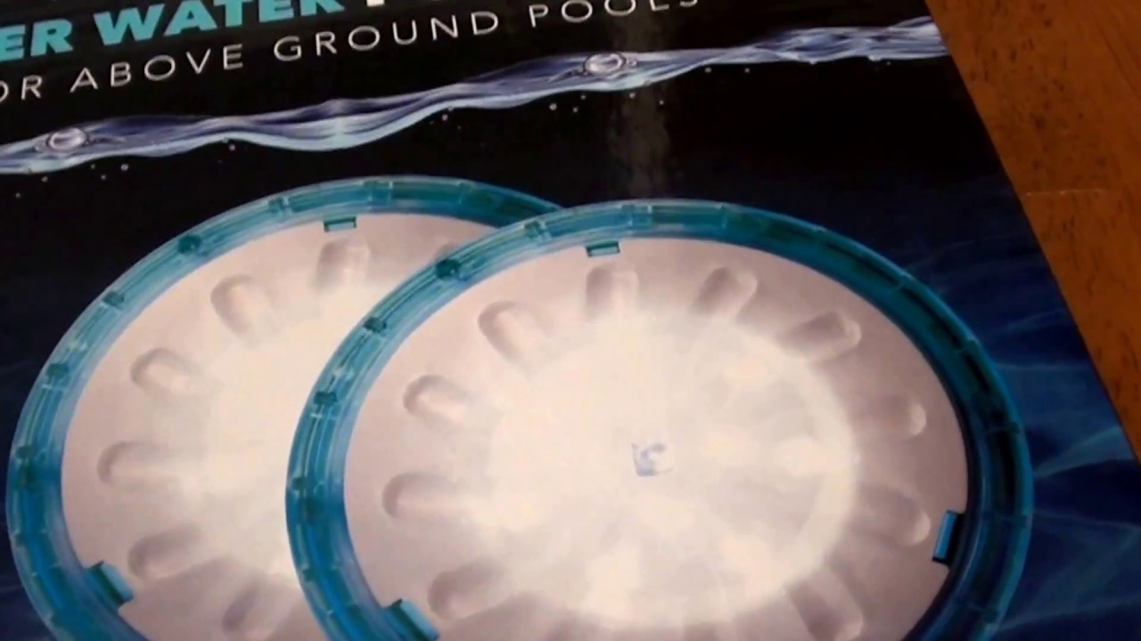 Floating pool lights walmart - Aqualife Magnetic Led Under Water Pool Lights For Above Ground Pools