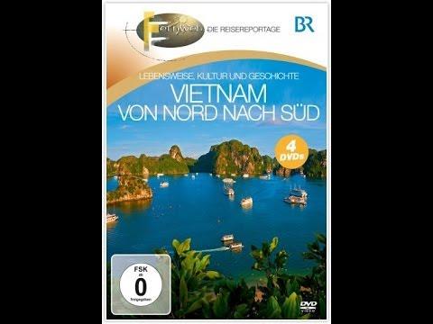 Reiseführer Vietnam Von Nord Nach Süd (DVD BR-FERNWEH)