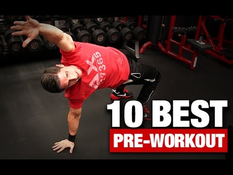10 Best Mobility | Flexibility Drills (PRE-WORKOUT)