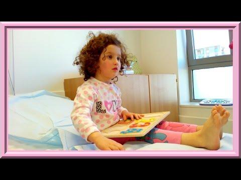 """🚑 Скорая помощь в Бельгии. Алис заболела """"свинкой""""! Oтделение скорой помощи в бельгийской больнице."""