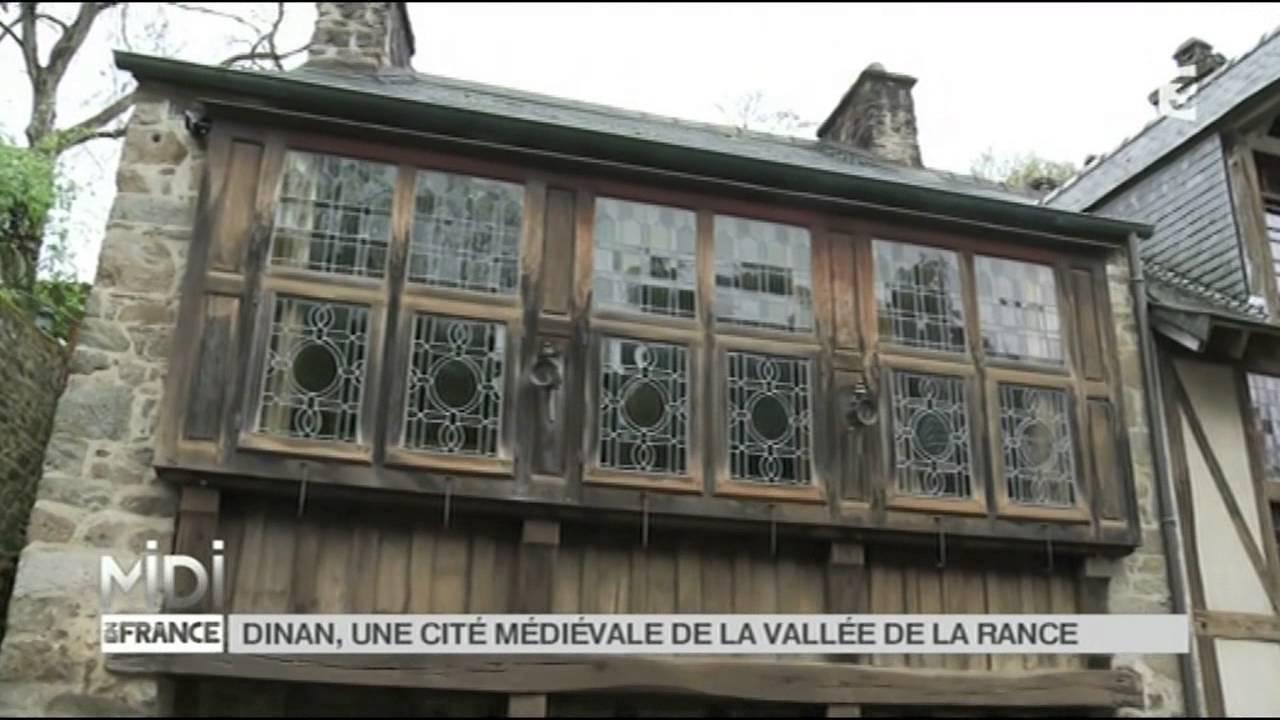 Suivez le guide dinan une cit m di vale de la vall e de la rance youtube - Construire sa cite medievale ...