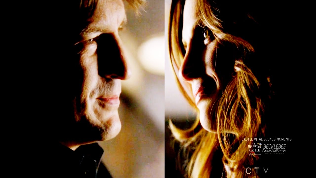 Castle 3x13 Moment: Thank you - Always - Castle Says His First Always to  Beckett (Knockdown)