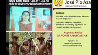 Programa Radial: MISIONES AMAZÓNICAS 26/02/16