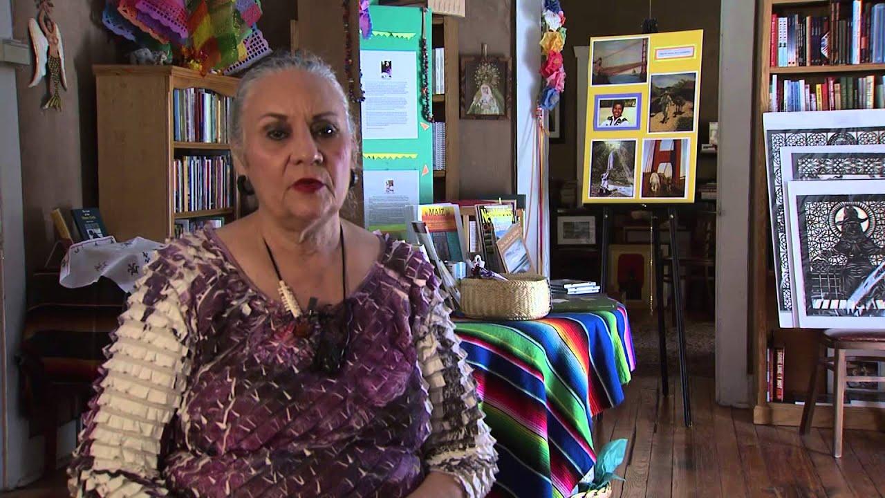 Denise Chavez Border Book Festival Author Denise Chavez YouTube
