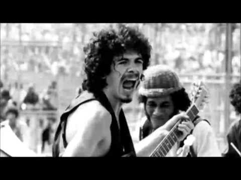 Santana  Soul Sacrifice Woodstock 1969 FULL