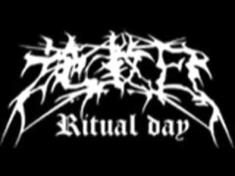 batam death metal - Ritual Day - Chinese Black Metal batam.avi