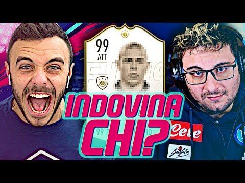 INDOVINA il PRIMO GIOCATORE su FIFA 19!!! w/Tony Tubo