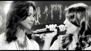 Glaiza De Castro & Rhian Ramos || You make me feel like i