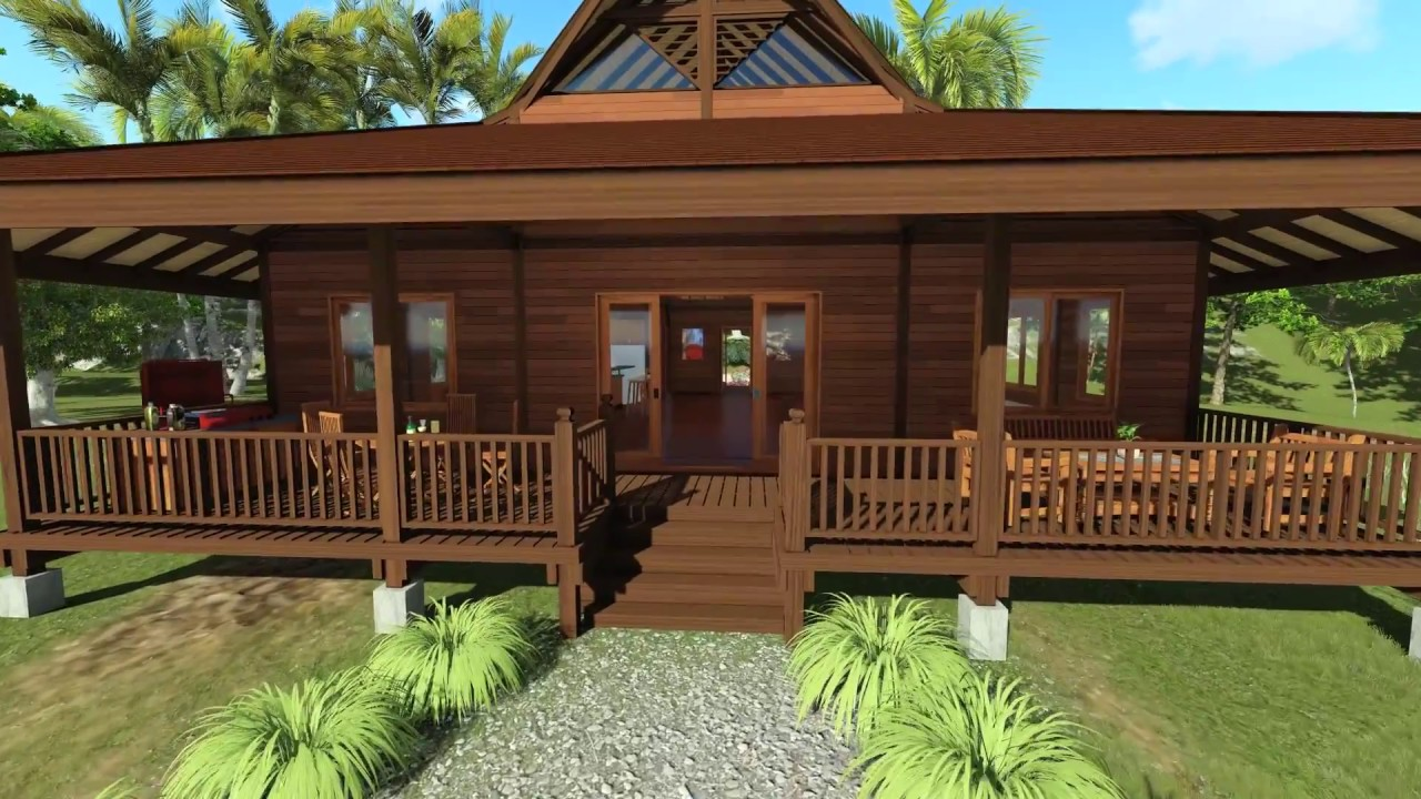 Tropical House Designs