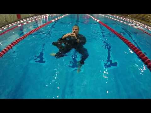 The Navy 3rd And 2nd Class Swim Qualification