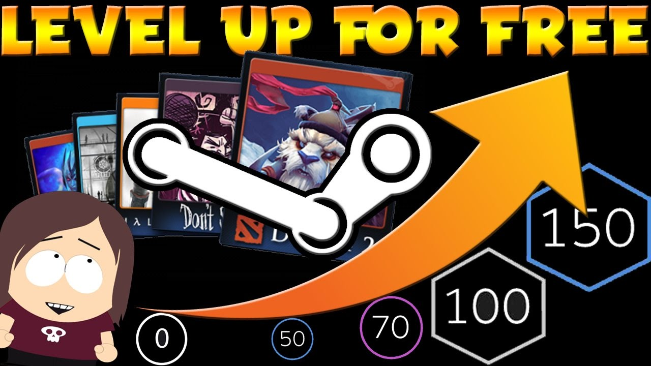 How to Level Up on Steam for Free (Secrets Revealed)