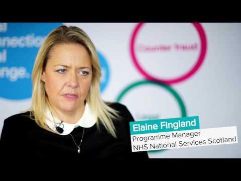 Health Facilities Scotland, modern apprentice clip 2016