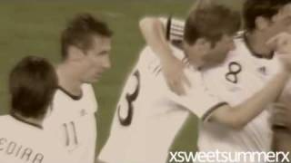 Germany [World Cup 2010] All the right moves