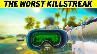 Top 10 WORST KILLSTREAKS in Cod History