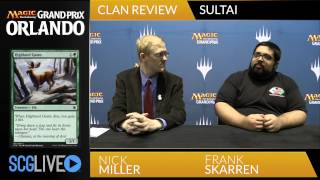 GP Orlando - Clan Review: Sultai with Frank Skarren