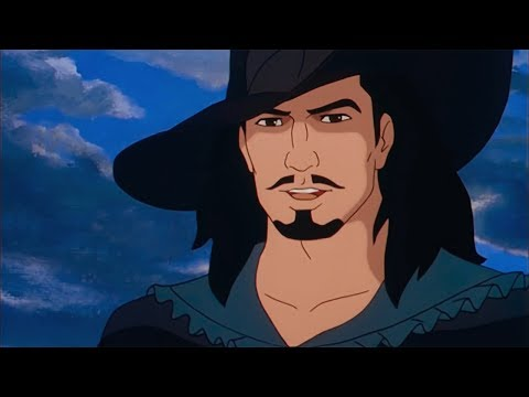 The black corsair мультфильм