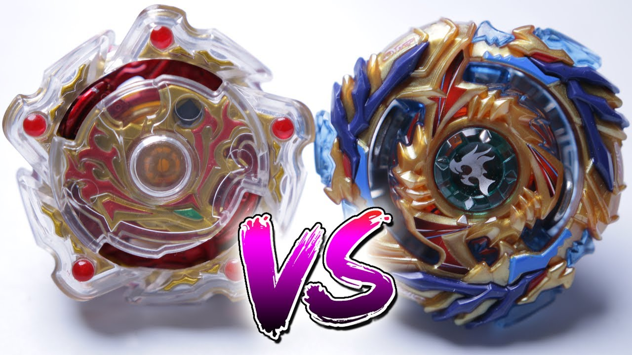 Beyblade Burst Battle Drain Fafnir Vs Amaterios Youtube