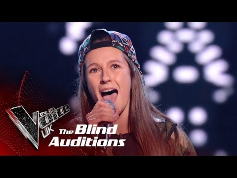 Deana's 'Back To Black'   Blind Auditions   The Voice UK 2019
