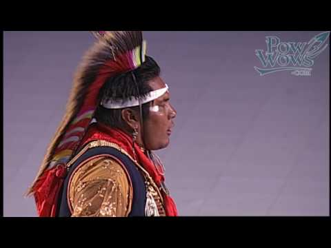 Retiring the Colors - 2017 Gathering of Nations Pow Wow