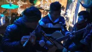 Hoàng Phi Hồng - Văn Anh guitar ft Tài Robert (Tre Cafe 377 Nguyễn Khang)