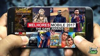 OS MELHORES JOGOS DO ANO PARA ANDROID 2017/2018 - THE GAMES AWARDS MOBILE