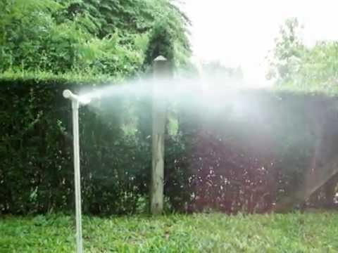 Garden Watering System >> DIY Mini Sprinkler 180 Watering in Garden Lawn Misting ...