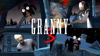 Granny 3 - Strange Endings - 変なエンディング集。