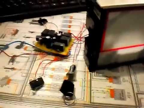 привод DVD для выдвижного  монитора