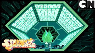 Steven Universe | Peridot wants to stop the cluster | When It Rains | Cartoon Network