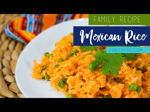 Best Mexican Rice Recipe
