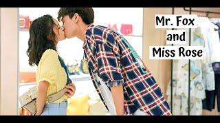 💣Мистер Лис и мисс Роза🌹Mr. Fox and Miss Rose🌹