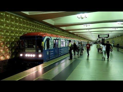 A walk from Maryino metro station to Taras Bulba, Moscow