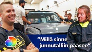 Latela 6.0 | Junnujen leukailu saa Huttusen liekkeihin | discovery+ Suomi