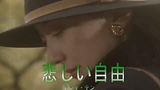 悲しい自由 (カラオケ) テレサ・テン