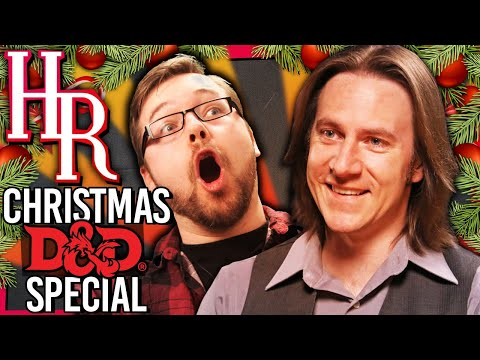 High Rollers: Xmas Special w/ Matthew Mercer!