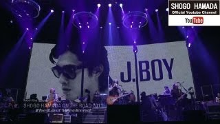 "2012年9月19日発売、「ON THE ROAD 2011 ""The Last Weekend""」より、「J..."
