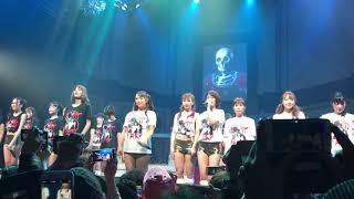 恵比寿マスカッツ1.5初ライブ「ラブホ街の悪夢」(2017.12.29)で初披露さ...