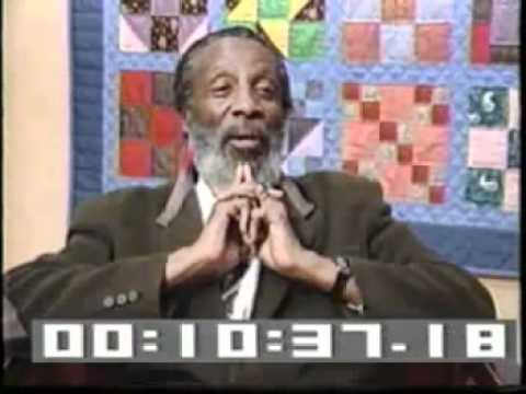 Dick Gregory Importance of Drinking Spring Water