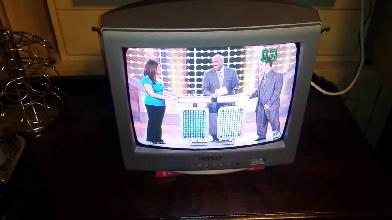 sanyo 13 tv ds13204 onecheapdad review youtube rh youtube com