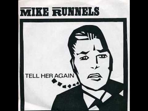 Mike Runnels  - Tell Her Again (1986)