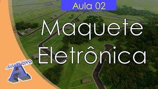 Curso de Maquete Eletrônica com SketchUp - Aula 02/50 - Autocriativo