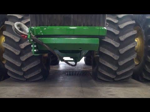 Lankota Tow Cable Kit for John Deere® 9x30 4-Wheel Drive Tractors