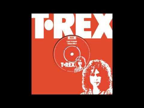 Marc Bolan  I Love To Boogie ( Disco Mix )
