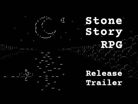 Stone Story RPG finds a new way to craft a world out of ASCII art | PC Gamer